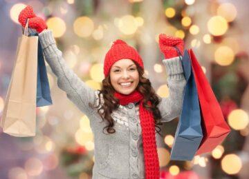 Как ведут себя покупатели накануне новогодних праздников